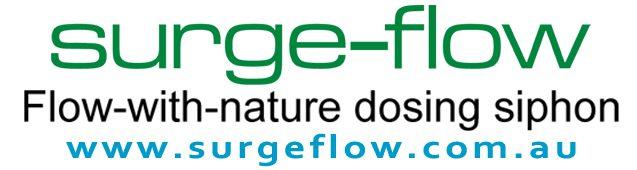 Surge-flow Dosing Siphon